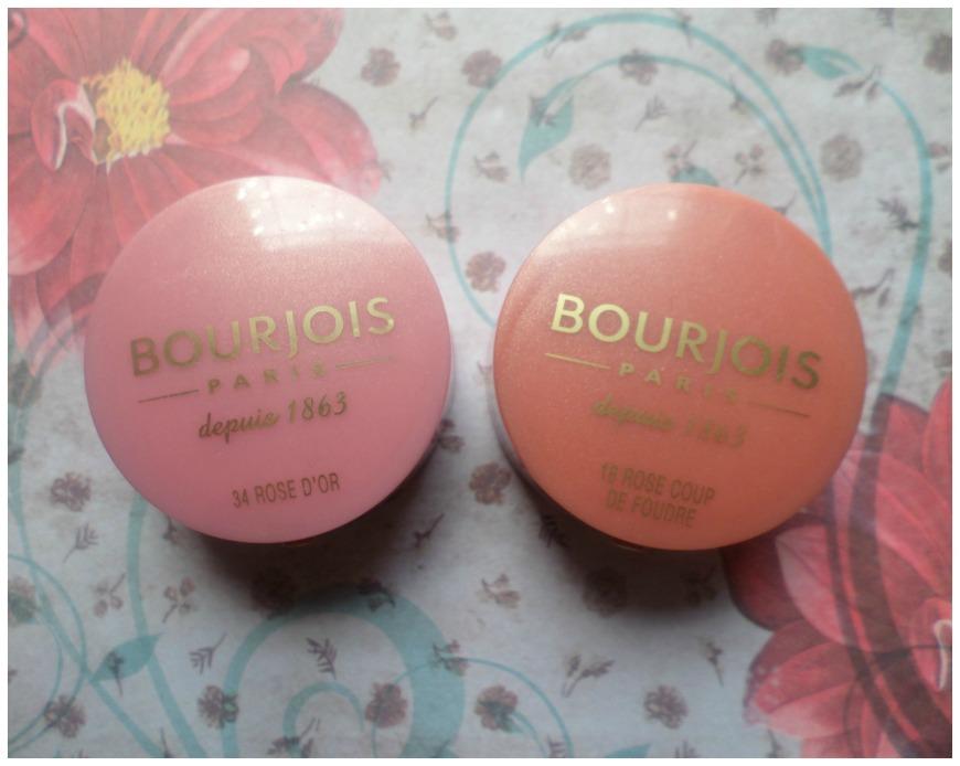 Blush Bourjois 1