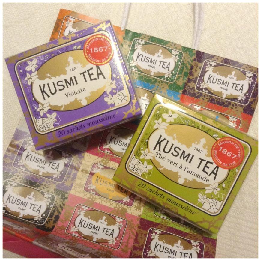 Haul Kusmi tea