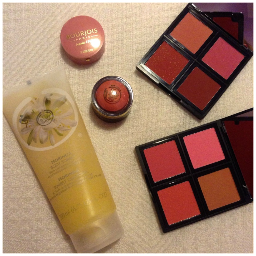 Haul Saga The Body Shop ELF