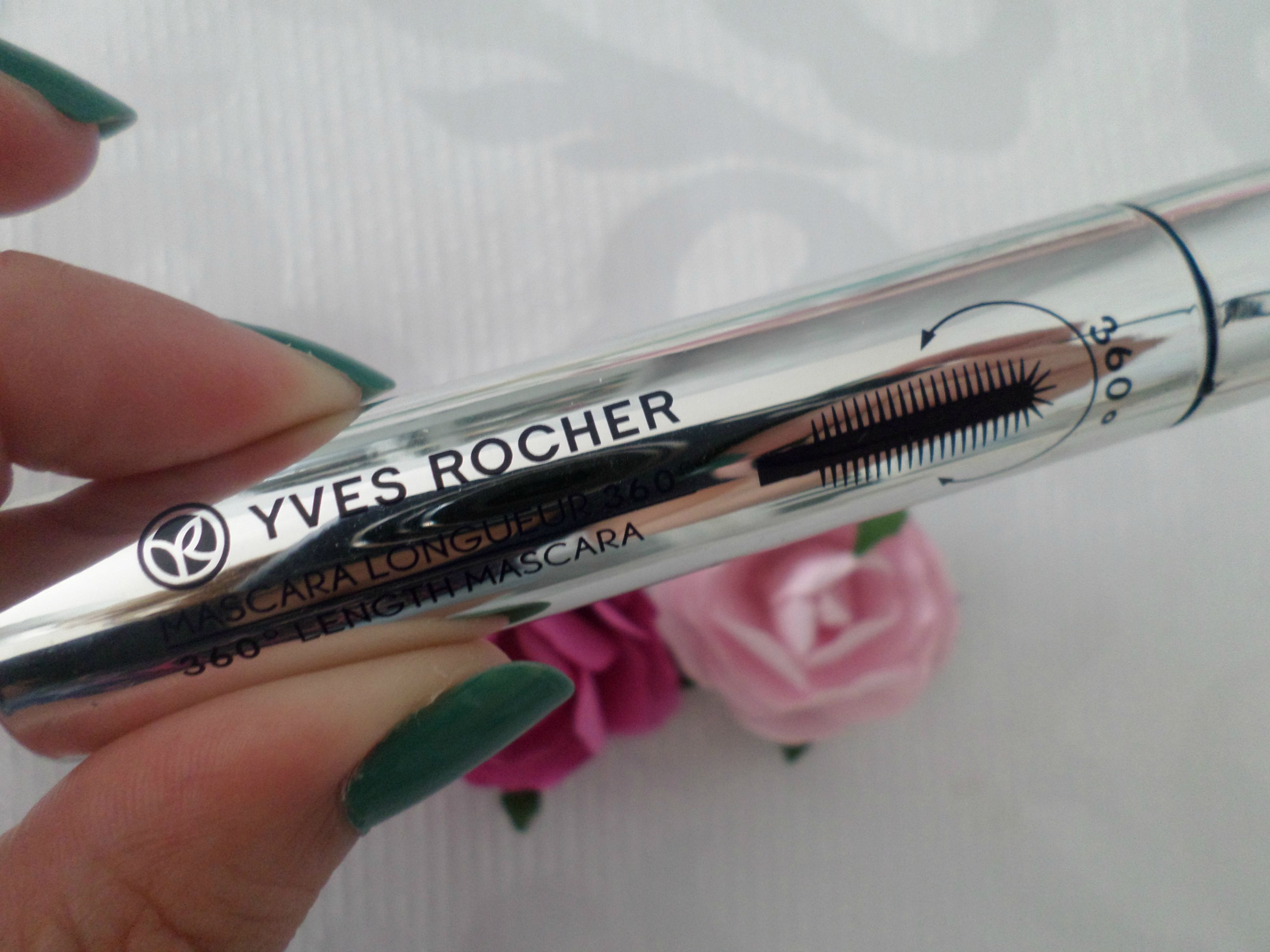 Mascara 360 d yves rocher pixie dust in my cup of tea for Miroir yves rocher