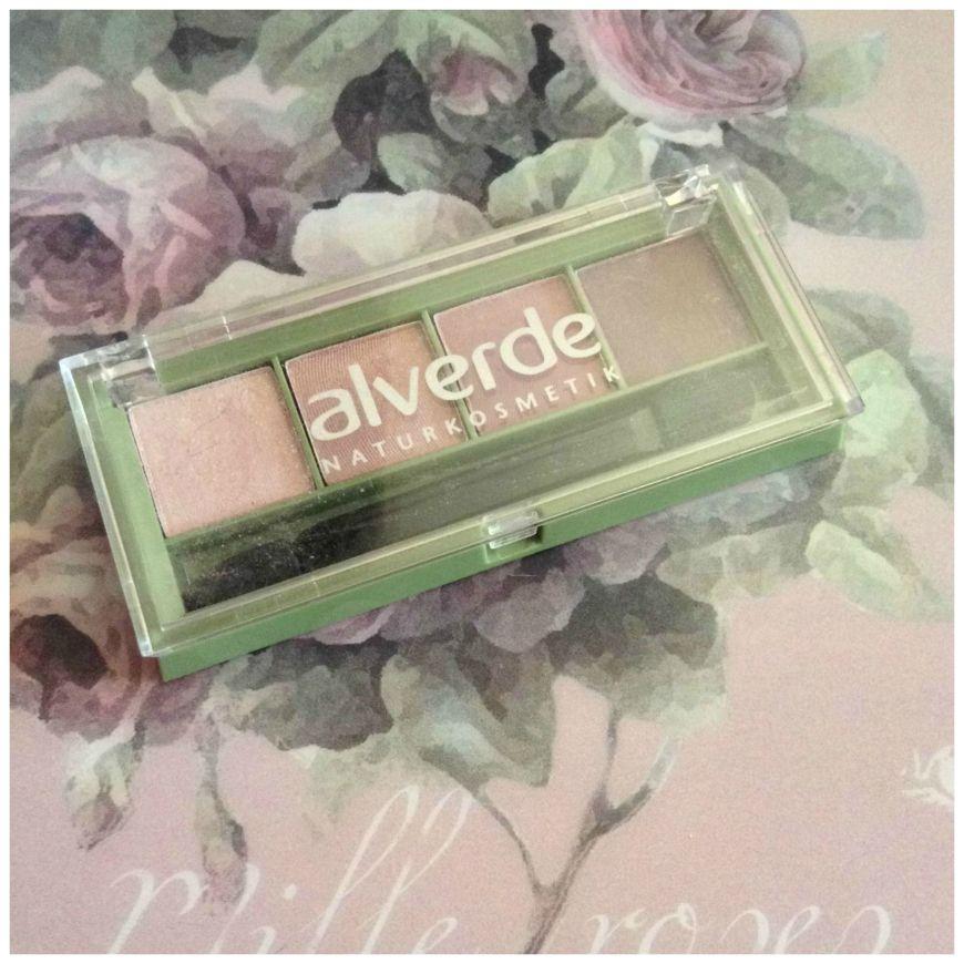Palette Alverde rose 1