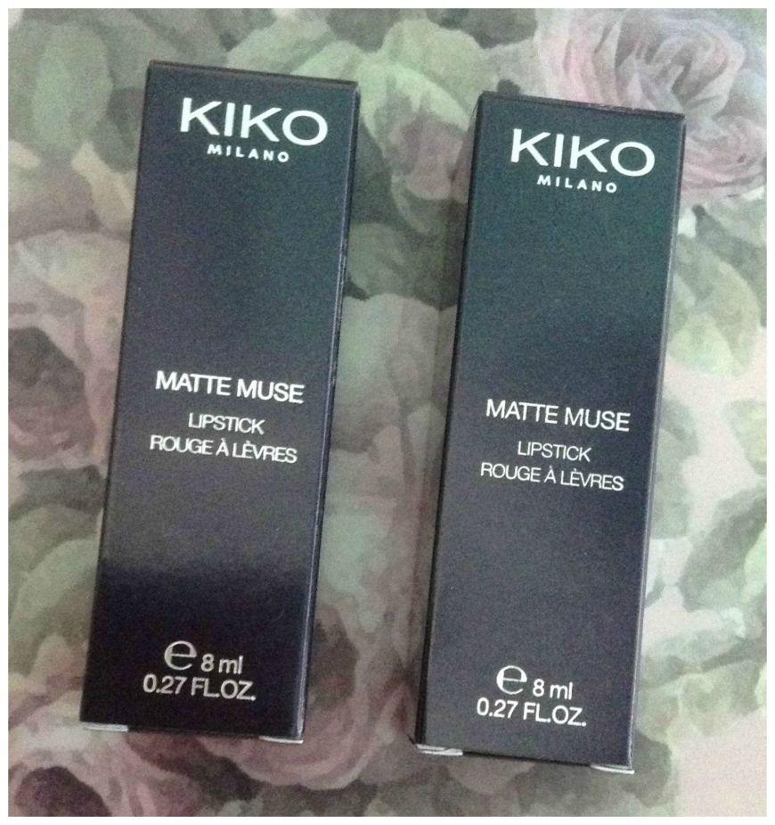 Kiko Matte Muse 1