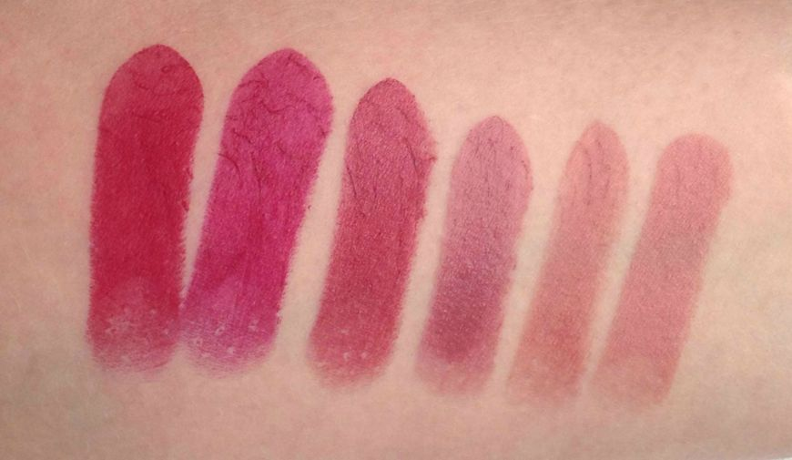 Ma sélection de rouges à lèvres pour l'automne-hiver 11