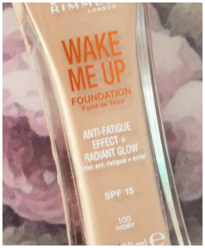 Rimmel wake me up 2