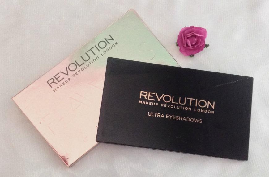 Palettes Makeup Revolution 2