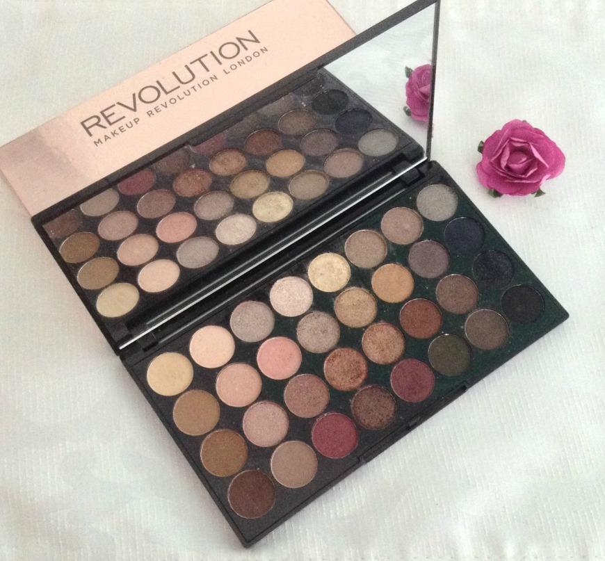Palettes Makeup Revolution 3