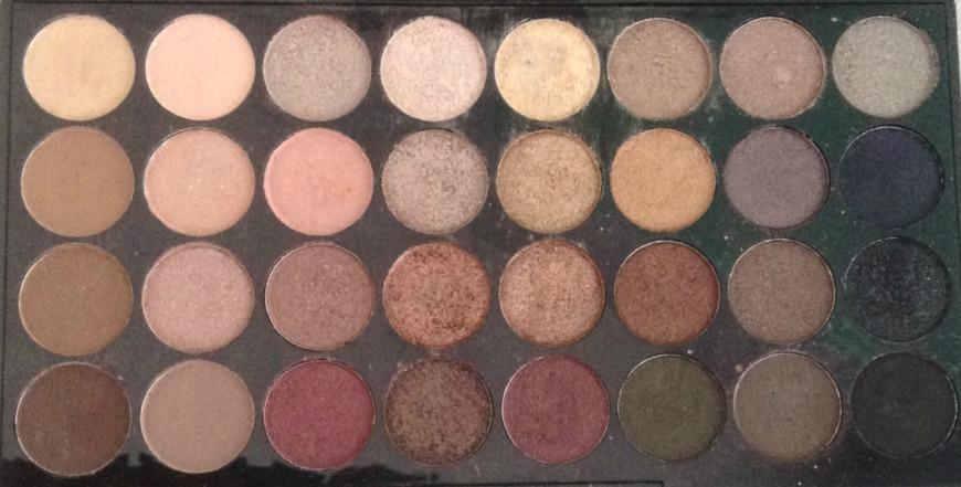 Palettes Makeup Revolution 4