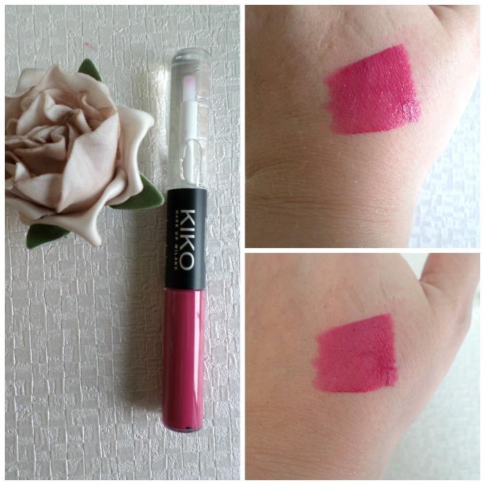 Rouges à lèvres printemps-été kiko 6