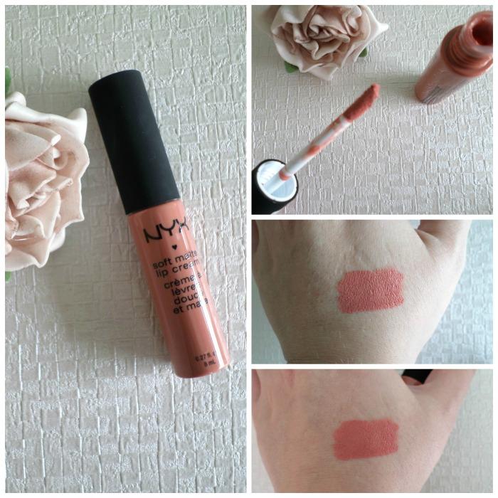 Rouges à lèvres printemps-été Nyx Stockholm 2