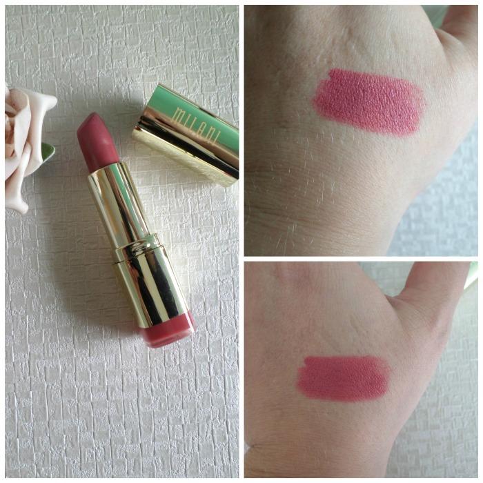 Rouges à lèvres printemps-été pretty natural 3